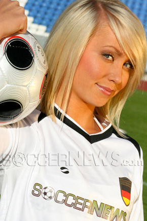 Soccer Babes - Germany