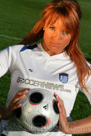 Soccer Babes - Greece