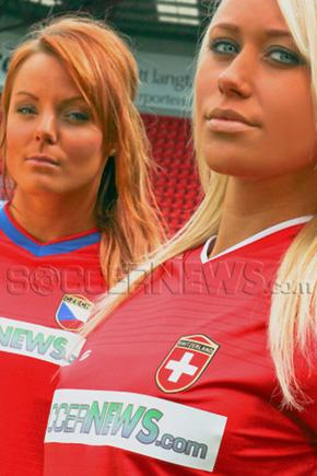 Soccer Babes - Czech & Switzerland