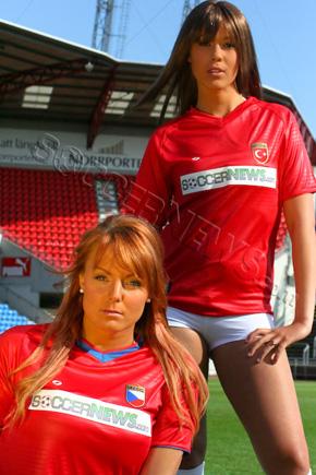 Soccer Babes - Czech & Turkey