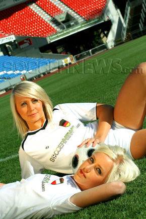 Soccer Babes - Germany & Poland