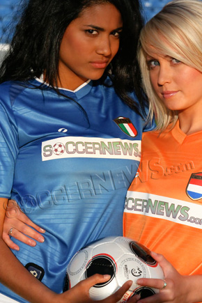 Soccer Babes - Italy & Netherlands