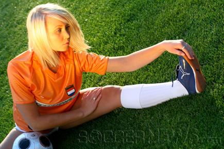 Soccer Babes - Netherlands