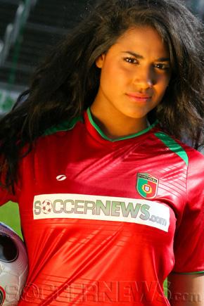 Soccer Babes - Portugal