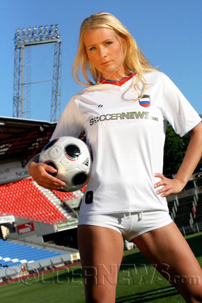 Soccer Babes - Russia