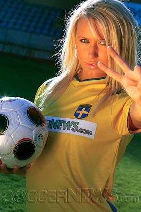 Soccer Babes - Sweden