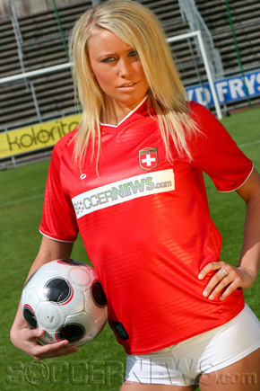 Soccer Babes - Switzerland