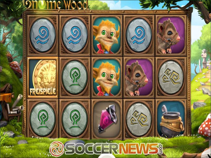 Gnome Wood Slot Machine Review