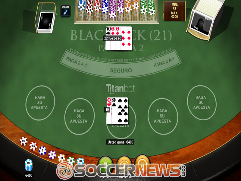 Play Playtech S Online Blackjack Where How To Play