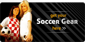 Get your soccer gear here