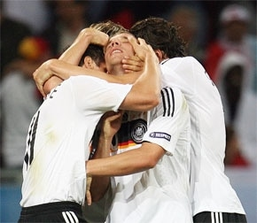 Germany beat Portugal 1-0