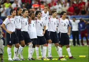 England Squad for Euro 212