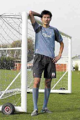 Yang Changpeng - World's tallest football player