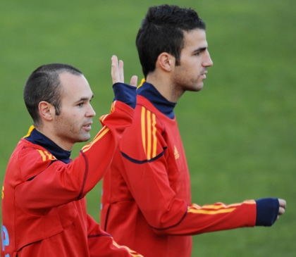 Iniesta and Fabregas - who is the biggest loss?