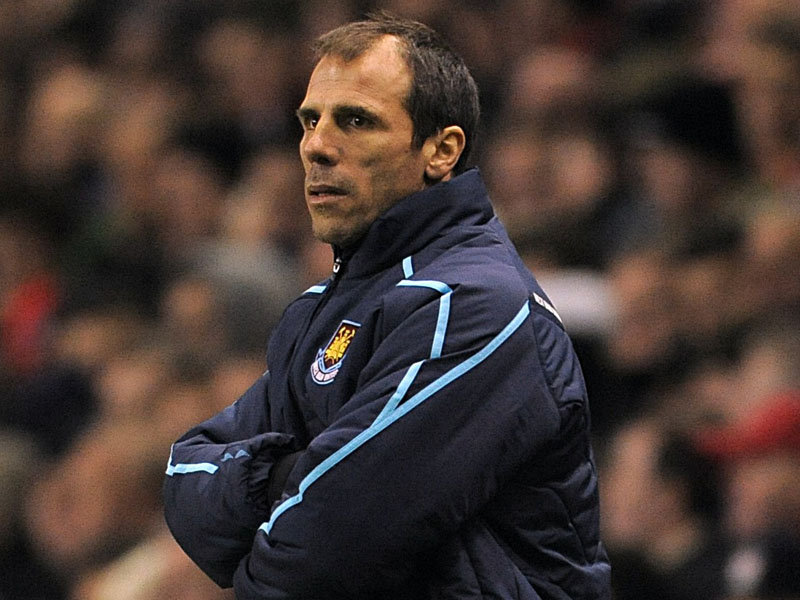 Zola n'est plus l'entraîneur de West Ham thumbnail