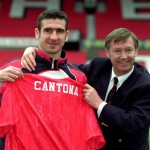 Soccer - Manchester United Sign Cantona - Old Trafford