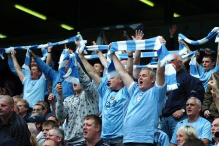 Manchester City Fans Need To Have A Word With Themselves
