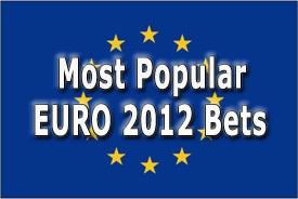 Euro 2012 Betting