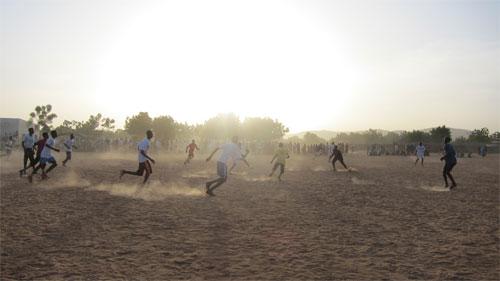 Darfur United Team