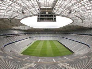 The 2011-12 UEFA Champions League Final will be played at the Allianz Arena in Munich, Germany on 19 May 2012.