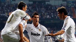 Los Angeles Galaxy vs. Real Madrid , Home Depot Center, CA