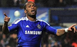 Didier Drogba a free transfer this Summer