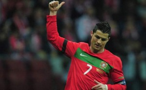Cristiano Ronaldo is 12/1 to be the top overall goalscorer at this summer's European Championships.