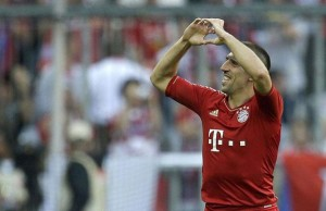 Paris Saint-Germain manager Carlo Ancelotti has rubbished reports linking Bayern Munich winger Franck Ribery with a move to the Parc des Princes.