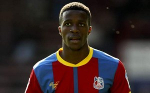 Arsenal manager Arsene Wenger has ruled out a potential move for Crystal Palace ace Wilfried Zaha.