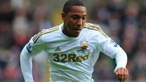 On-loan Swansea City attacking midfielder Jonathan De Guzman has insisted he has not thought about whether he will remain at the Liberty Stadium or return to Spain in the summer following his season-long loan deal.