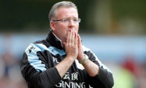 Paul Lambert's Aston Villa suffered a 3-1 against Bradford in the semi final of the Capitol One Cup