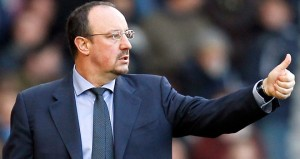 Chelsea boss Rafa Benitez is under-pressure after three winless games at home