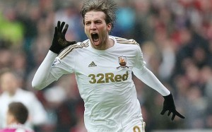 Swansea City sensation Michu has put pen to paper on a new four-year contract at the Liberty Stadium.