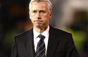 Newcastle boss Alan Pardew is looking to strengthen his squad in the January transfer window