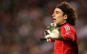 AC Ajaccio goalkeeper Guillermo Ochoa has claimed Liverpool are one of the many clubs interested in him.