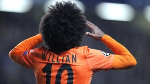 Anzhi Makhachkala have completed the signing of Brazil international midfielder Willian from Ukrainian giants Shakhtar Donetsk for a fee of €35 million.