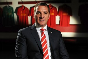 Liverpool boss Brendan Rodgers is moving the club in the right direction, but they are still a work in progress