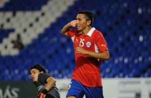 Chelsea F.C. are in advanced talks with Chilean First Division side O'Higgins F.C. regarding the potential transfer of teenage sensation Cristian Cuevas.