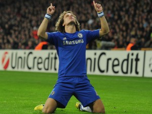 Chelsea centre-back David Luiz has revealed that he is flattered by reports linking him with a summer move to Spanish giants FC Barcelona.