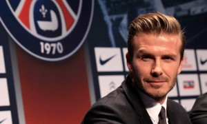 David Beckham was one of the ,more high-profile players to move on transfer deadline day, as the veteran joined mega-rich French outfit PSG