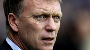 Everton boss David Moyes looks to be keeping his options open