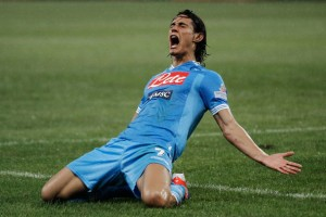 Manchester City coach Angelo Gregucci has revealed that the club are preparing to lure Edinson Cavani from S.S.C. Napoli to the Etihad Stadium in the summer