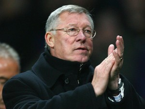 Manchester United boss Sir Alex Ferguson has revealed that he will ring the changes for Sunday's game against Everton