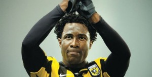 Vitesse Arnhem striker Wilfried Bony is being strongly linked with a move to the Russian Premier League.