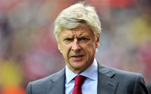 Arsenal suffered a 1-0 defeat against Championship Blackburn yesterday and boss Arsene Wenger is under-pressure