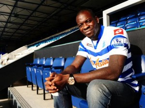 Chris Samba could make his QPR debut in their crucial home game against Norwich on Saturday