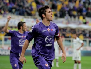 ACF Fiorentina forward Stevan Jovetic has talked up a potential summer move to the English Premier League.