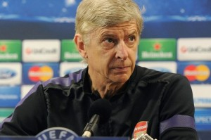Arsenal boss Arsene Wenger is looking for a big performance from his team in Munich this evening
