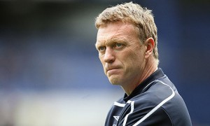 David Moyes Everton side were hammered 3-0 at Goodison Park