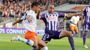 FC Barcelona have invited Toulouse defender Aymen Abdennour to the Camp Nou for the second leg of the club's Champions League tie with AC Milan.